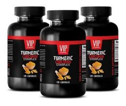 Anti Inflammatory Elimination Diet - Turmeric Curcumin Complex 3B - Antioxidant - $42.97