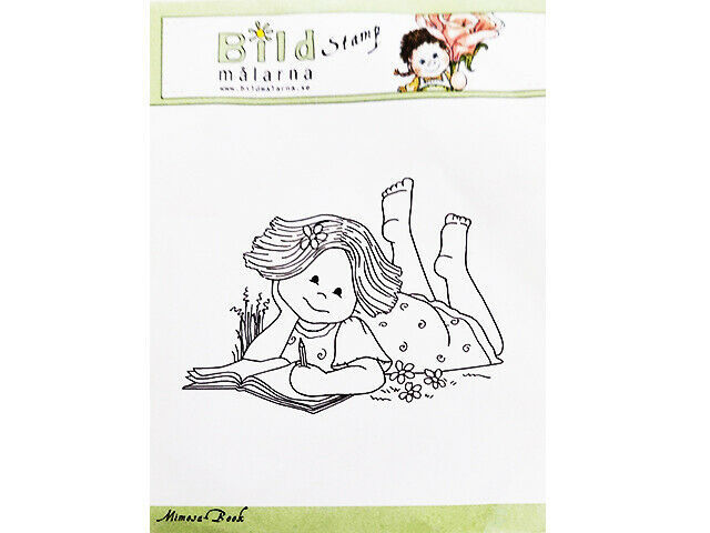 Bild Malarna Stamps Mimosa Book Unmounted Rubber Stamp