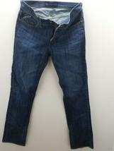 Rock & Republic Medium Wash Sadie Straight Leg Jeans Women Size 6 M - $11.88