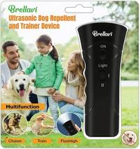 Brellavi Dog Training and Barking Control Device, Handheld