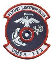 USMC VMFA-122 FLYING LEATHERNECKS SQUADRON PATCH NEW!!! - $1,000.00