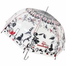 Jays Planning 32408 Disney Alice in Wonderland Clear Plastic Umbrella FR... - $36.88