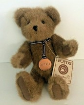 "Boyds Bear JOHN #49808 2003 10"" Plush Collectors - $19.34"