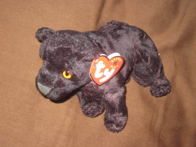Ty Beanie Babies Midnight the Black Panther and 50 similar items. S l1600 c3154b4c791