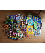 Disney PIXAR Toy Story 1 2 3 Figure Books Coloring Puzzle & MORE - $57.99