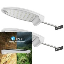Lampe Solaire Jardin 34 LED Lumière Extérieur Détecteur de Mouvement (2 ... - $47.92