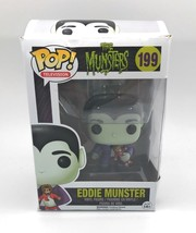 Funko Pop TV - Eddie Munster Vinyl Figure - Retired/Vaulted - DAMAGED BOX - $13.57