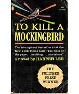 To Kill A Mockingbird Harper Lee 1962 First Edition Paperback Popular Li... - $19.06