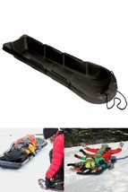 "Multi-Purpose SLED 66/"" Plastic Hunting Game Gear Snow Board Rope Lightweight"