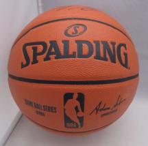 SHAQUILLE O'NEAL / NBA HALL OF FAME / AUTOGRAPHED FULL SIZE NBA BASKETBALL / COA image 3