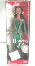 African American Holiday Joy Barbie Doll Grocery Store Special Edition(H... - $12.87