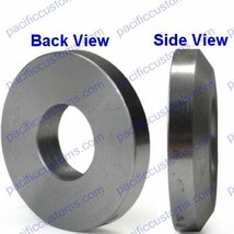 Flat Weld Washer 9/16 Bolt Hole for Reinforcing A Steel Plate Or Repairi... - $32.50