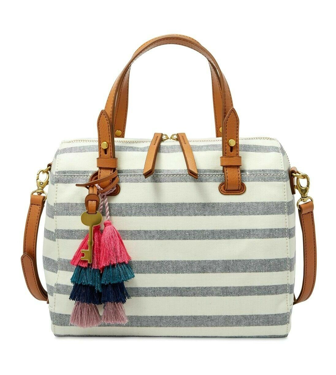 Primary image for New Fossil Women's Rachel Satchel Bags Variety Colors