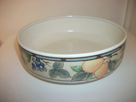 Mikasa Iintaglio Garden Harvest Large Vegetable Serving Bowl Baking Dish - $19.99
