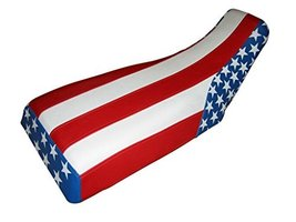 Honda ATC 350X Seat Cover US Flag Seat Cover - $99.99
