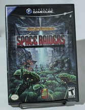 Space Raiders Nintendo Gamecube Complete CIB - $14.50