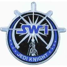 Star Wars Jedi Knight Lightsaber Initials Logo Embroidered Patch, NEW UN... - $7.84