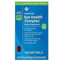 Member's Mark Advanced Eye Health Complex Softgels (210 ct.) - $39.99