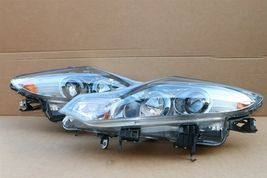 09-14 Nissan Murano Halogen Headlight Head lights Lamps Set L&R MINT image 5