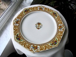 Rosenthal Octagon Decorative Platter China made in Bavaria - $11.88