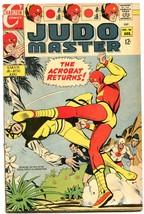 Judo Master #96 1967- Karate Jiu-Jitsu- Charlton comics FN - $22.70