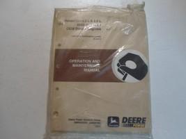 John Deere Powertech 4.5 L & 6.8 L 4045 6068 Operation Maintenance Manua... - $59.35