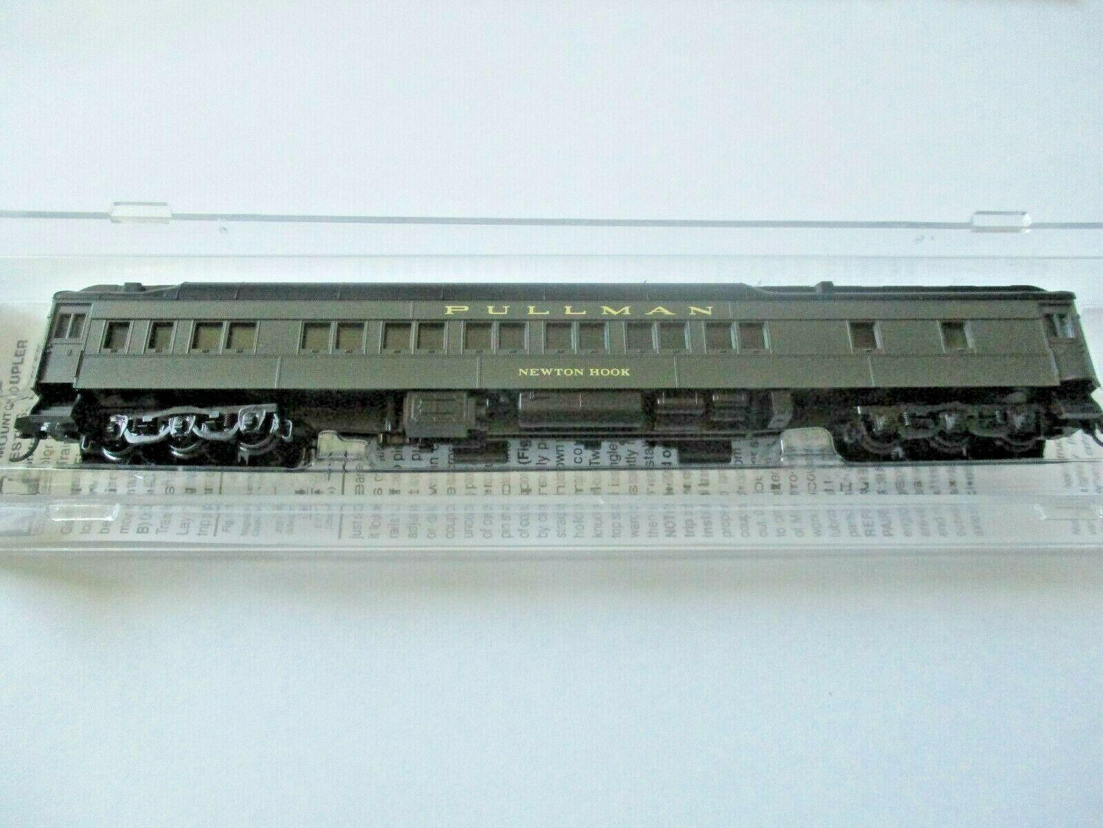 Micro-Trains #14200420 Union Pacific 83' Heavyweight Sleeper Car N-Scale