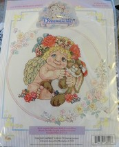 Just CrossStitch Kit Dreamsicles Bunny Love Counted Cross Stitch Kit #48002 - $15.00