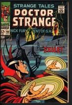 STRANGE TALES #168-DR. STRANGE-NICK FURY-STERANKO ART VF - $119.80