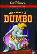 Disney Dumbo 60th Anniversary Edition DVD