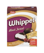 3 Boxes Dare Whippet Black Forest Marshmallow Cookies -300g Each- Canada... - $24.50