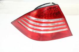 2003-2006 Mercedes W220 S430 S500 S55 Rear Left Driver Tail Light Lamp Lens P174 - $146.99