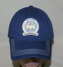 Callaway McGladrey PGA Golf Team Championship Blue Embroidered Adjustable Hat  - $9.85