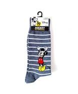 NWT New Walt Disney World Mickey Mouse Crew Socks 90th Anniversary Disne... - $15.99