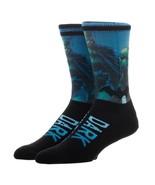 Batman Dark Knight DC Comics Sublimated over Knit Adult Crew Socks - $9.99