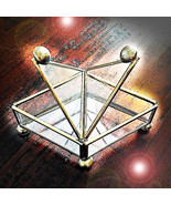 HAUNTED SIMPLE TRANSFER ONE VESSEL TO ANOTHER CHEST BOX MAGICK SCHOLARS - $222.77