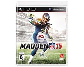Madden NFL 15 - PlayStation 3 Standard 0014633367812 012301020144 - $34.17