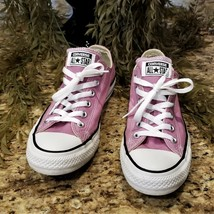 Womens Converse Chuck Taylor All Star Pink Rose Ox Sneakers 151182F Sz 9 - $39.95