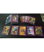Deathwatch 2000 trading cards complete 100 card base set - $13.00