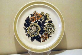 "Royal China by Jeannette Corp Waverly Dinner Plate 10 1/2"" - $4.84"