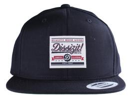 Dissizit! QHG Quality Hood Goods Yupoong Snapback Baseball Hat Cap SBC13-796 NEW