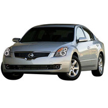 Bright White LED Headlight Halo Ring Kit for Nissan Altima 07-09 - $88.51