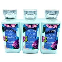 Bath & Body Works Moonlight Path Body Lotion Pack of 3 - $29.30
