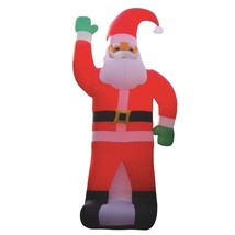 JUMBO 20 Foot Christmas Inflatable Santa Claus Yard Outdoor Garden Decor... - £296.92 GBP