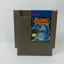 FESTER'S QUEST ORIGINAL SYSTEM NINTENDO GAME NES official game Pak - $19.84