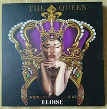 Eloise Beauty The Queen Eye Shadow Palette 20 Shades Pigment Pressed Pow... - $14.07