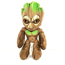 """Marvel Baby Groot Plush Guardians of the Galaxy Small 10"""" Toy Poseable P1 - $12.86"""