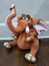 "Disney Tarzan Tantor Elephant Big 14"" Plush Large Stuffed Animal - $19.34"