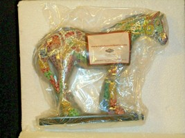 Trail Of Painted Ponies #1456 Caballo Brillante Westland Giftware AA-191989 Co image 1