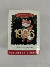 Hallmark Keepsake 1996 Fox Fabulous Decade Christmas Ornament - $3.71